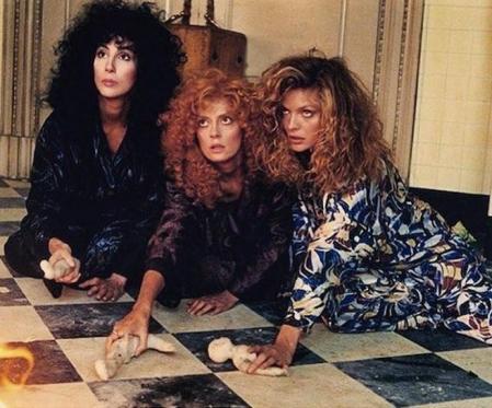 Brujas de Eastwick